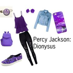 Percy Jackson: Dionysus