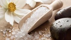 Fromage blanc et gros sel - perdre la cellulite