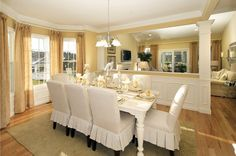 1000 Images About Dazzling Dining Rooms On Pinterest
