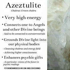 Azeztulite crystal meaning Crystals Minerals, Rocks And Minerals, Crystals And Gemstones, Stones And Crystals, Gem Stones, Crystal Magic, Crystal Healing Stones, Quartz Crystal, Divine Light
