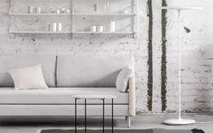 Tapio Anttila Collection –ON sofa bed, LINK shelf, TIP floor light, Mixrack table