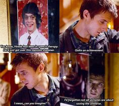 This is why I love Rory so much. He has such a deep compassion and understanding for people. #Rory (Doctor Who)