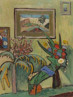 lilithsplace:  Helles Stillleben (Bright Still Life) 1910 -...