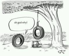 LOL... RIP tire