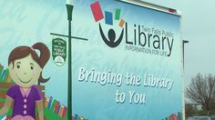 Bookmobile, Twin Falls (Idaho) Public Library.