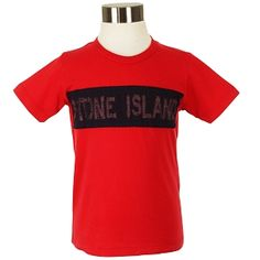 Red Boys T Shirt from £43.99