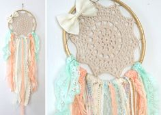 Custom Dreamcatcher by Madebybettyb on Etsy