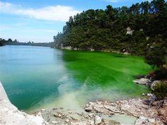 Waiotapu Thermal Wonderland, Rotorua - New Zealand 2013
