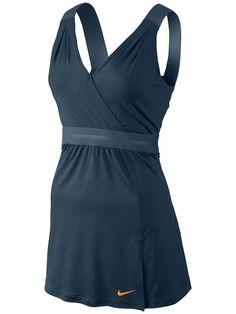 Nike Womens Summer Wrap Knit Dress