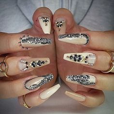 I mean seriously  check out @nailsup_ @nailsup_ @nailsup_ these nails are Perfection