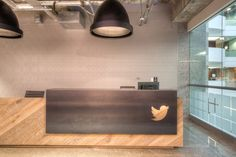 The @TwitterCanada office in Toronto. Image copyright Shane Fester for Twitter, Inc.