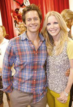 Lauralee Bell (Christine) & Blake Hood (Kyle)