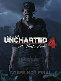 SDCC 2015: Announcing The Art Of Uncharted 4: A Thief's End