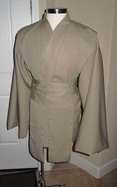 The Jedi Assembly   Tutorials - A Basic Jedi Robe