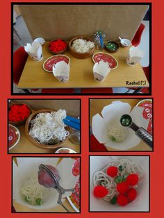 """Actives related to Chinese New Year, suitable for use with children in the Early Years - from Rachel ("""",) Multicultural Activities, Chinese New Year Activities, New Years Activities, Different Food Cultures, Different Recipes, Dramatic Play Area, Dramatic Play Centers, Preschool Learning, Preschool Activities"""