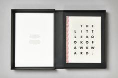 Gabriela M. Portfolio - Little Book of Awkward