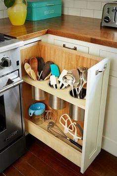 8 Kitchen Space Savers | Pantry organisation, Food storage and Pantry