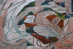 Pompous Peach Pinata - ConnieAnn LaPointe