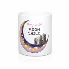 Stay Wild Moon Child, Hippy Gifts, Amai, Xmas Presents, Famous Last Words, Secret Santa Gifts, Latte Art, Coffee Art, Coffee Quotes