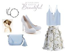 """""""Be your own kind of beautiful!"""" by saanvim on Polyvore featuring MANGO, Chicwish, Lipsy, Kate Spade and Lucky Brand"""