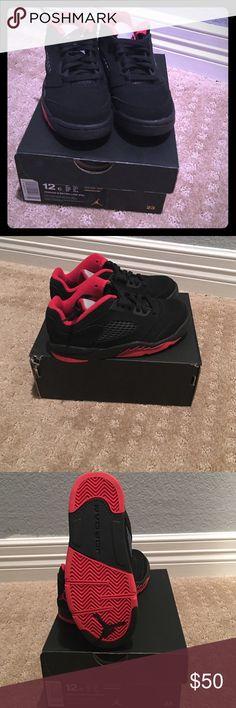Kids Jordan's Kids Jordan retro 5 low. Still in box Nike Shoes Sneakers