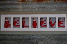 Christmas Elf Believe sign elf on the shelf.