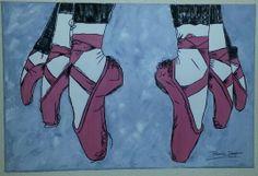 Zapatillas bailarinas www.almerioleos.com
