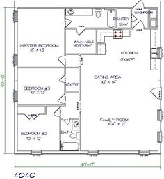 If you are going to build a barndominium, you need to design it first. And these finest barndominium floor plans are terrific concepts to begin with. Jump this is a popular article Custom Barndominium Floor Plans Pole Barn Homes Awesome. Metal House Plans, Pole Barn House Plans, Pole Barn Homes, Shop House Plans, Barn Plans, Small House Plans, House Floor Plans, Pole Barns, Shop Plans