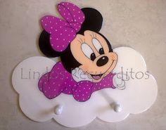 Perchero Minnie