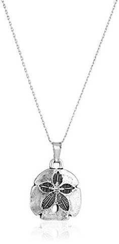 Alex and Ani Sand Dollar II En Chain Necklace *** Check out this great product.