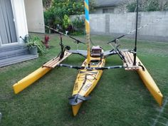 Hobie Cat Forums • View topic - THE HYBRID AI/TI PROJECT