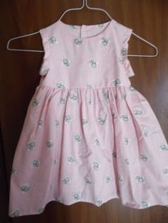 Dress Pink Check With Cat Print Dress size 4-5 in Clothing, Shoes & Accessories, Kids' Clothing, Shoes & Accs, Girls' Clothing (Sizes 4 & Up), Dresses | eBay