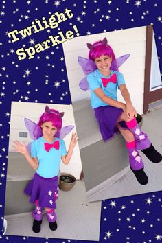 """Put together this outfit based on Twilight Sparkle's girl form in the movie """"Equestria Girls"""""""