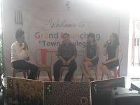 BISNIS,korantangsel.com- Setelah hampir dua tahun sukses menjadi salah satu tempat makan premium terbesar di Tangerang Selatan, food town meluncurkan Town Privilanges Member card tepatnya di Foodtown Mall Living World.