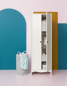 Hacks Ikea, Kids News, Dream Decor, My New Room, Lockers, Locker Storage, Cabinet, Furniture, Home Decor