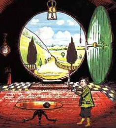 Bilbo Baggins by Tolkien