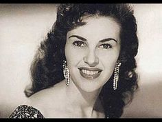 Wanda Jackson, the queen of rockabilly. Adorable and formidable.