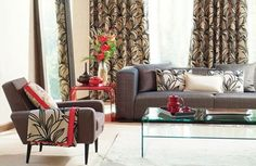 Modern Curtains In Living Room House Design Ideas Modern Curtains For Living Room