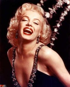 la encantadora Marilyn Monroe