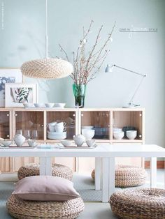 "IKEA ALSEDA (the poofy thing... another called it ""the tuffet"")"