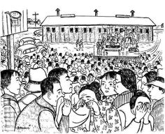 Review: Reprint of 'Citizen 13660' by Miné Okubo - Chicago Tribune