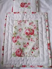 Cath Kidston Rosali Quilted Dolls/Teddy Pram/Cot set