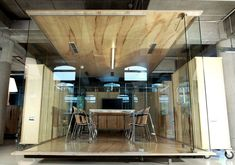 Corvin Cristian Headvertising Office Interior by Corvin Cristian » CONTEMPORIST