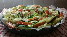 Rosa di verdure grigliate http://blog.cookaround.com/jotrazuccheroecannella/rosa-verdure-grigliate/