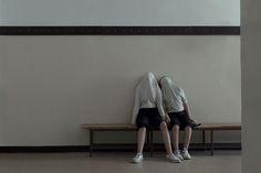 silence / ASYMPTOTE BY Evelyn Bencicova and Adam Csoka Keller