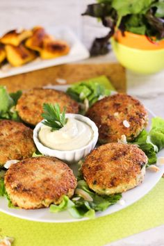 Coconut & Shrimp Patties with Avocado Mayo Dipping Sauce-10 Delicious Shrimp Recipes
