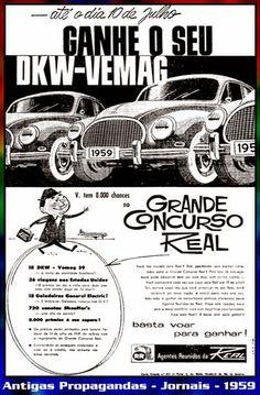 Cotidiano Carioca dos anos 1950: Março 2015