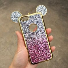 Disney phone case Disney iPhone 6/6s case Mouse by bellaglamshop