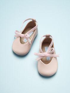 56036c4d15f Bow Ballerina Flat by Elephantito at Gilt Kid Shoes