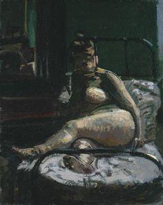 Walter Sickert, La Hollandaise, c. 1906 From the...